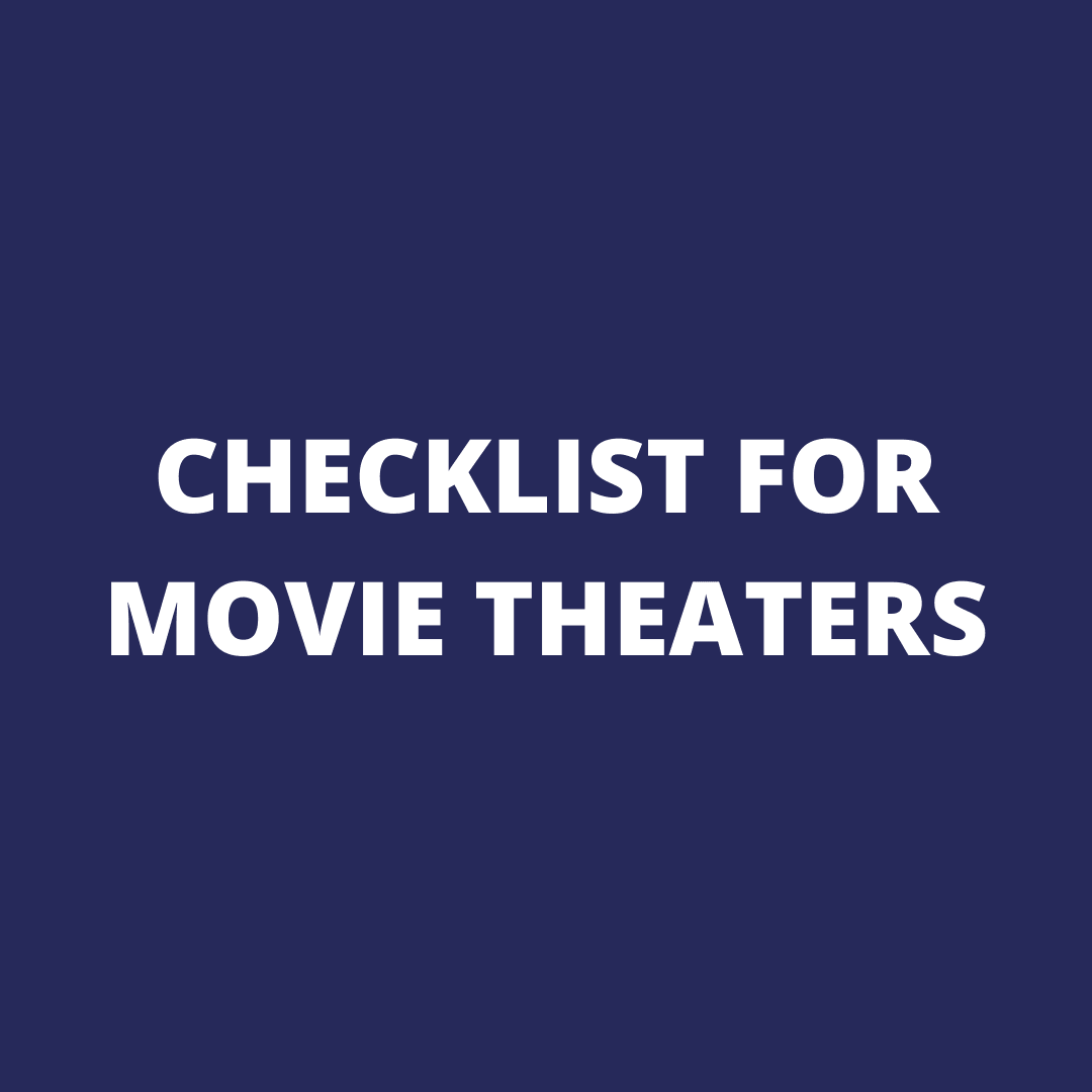 CHECKLIST FOR MOVIES