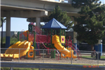 Playground at Arch M. March Memorial Park